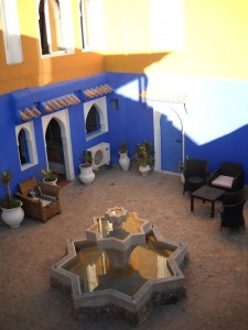Holly V Maslen Rif Mountains Morocco Chefchaouen luxury gotel