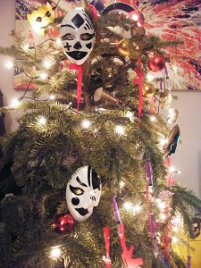 Guns 'n' Skulls Christmas Tree